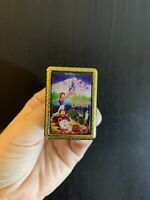 Beauty And The Beast *Belle* -Movie Poster Disney Pin- Mrs Potts Lumiere Castle