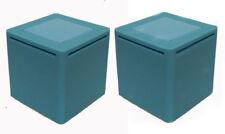 DOS FRESH AND Rebel Rockbox Cubo - Altavoz Portátil Bluetooth - Azul