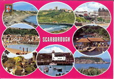 Yorkshire: Scarborough, Multiview - Posted 1984