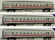 PIKO 3-tlg. Personenwagen-Set IC (intercity)                                #702