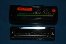 Lee Oskar Major Diatonic Harmonica,  1st Position Key of G, w/FREE Lee Oskar CD