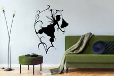 Fairy decal Pixie decal Wings Enchantress Wall Vinyl Decal Sticker Decor TK3369
