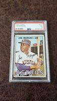 1967 Topps Baseball Joe Morgan #337 - PSA 5 - Houston Astros