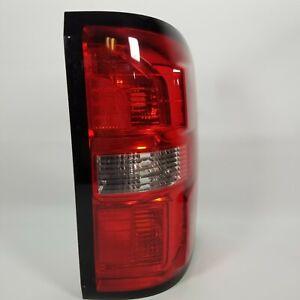 2014 2015 GMC Sierra 1500 Right Passenger Side Tail Light Lamp 23424738 OEM