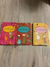 Kinderbücher Lotta-Leben 3 Bücher