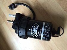 Range Rover L322 3.6 Diesel Filtro De Combustible Con Sensor WJN500160