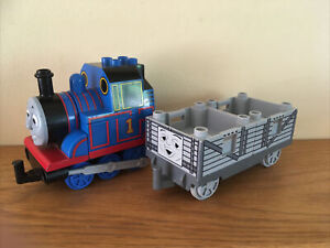 Duplo Thomas the tank engine and troublesome truck, age 3 - 7