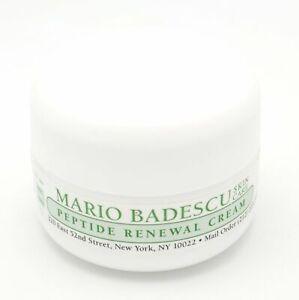Mario Badescu Peptide Renewal Cream .5 oz - Combination, Dry, Sensitive Skin