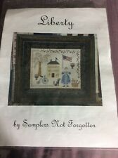 Samplers Not Forgotten Counted Thread Kit