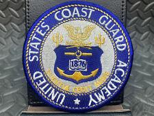 "Coast Guard Academy New London Connecticut 4"" Uscg Coast Guard Patch (New)"