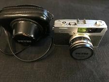 Macchina fotografica Vintage, PETRI Camera Company, modello 7S, made in Japan.
