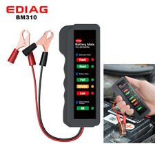 Automotive 12V Car Battery Load Tester Alternator Battery Check Analyzer Tool US