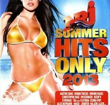VARIOUS ARTISTS - NRJ SUMMER HITS ONLY 2013 USED - VERY GOOD CD