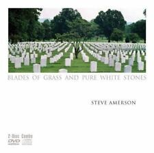 Blades of Grass and Pure White Stones Steve Amerson DVD New