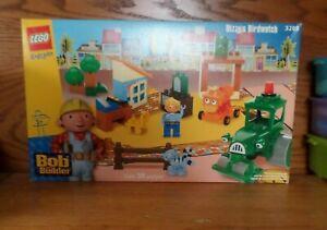 New Sealed box LEGO DUPLO Explore #3283 Bob the Builder Dizzy's Birdwatch RARE