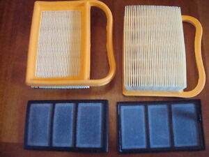 2 Air Filter replaces Stihl TS410 420 Concrete Cut Off Saw 4238-140-4401