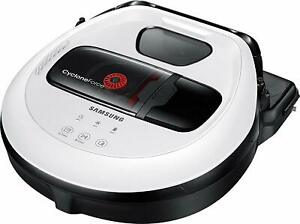 Samsung Robot Vacuum Cleaner 80 W airborne.80 W, 10 W Power Of Suction, Cyclone