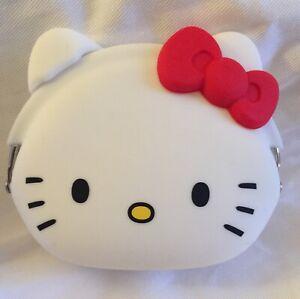 Hello Kitty Pochi P & G Design Silicon Coin Purse Rrp £25