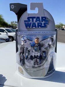 "Hasbro Star Wars Black Series Clone Wars 50th Anniversary 6"" Figure In Hand"