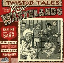 Beating the Bars: Twisted Tales From Vinyl Wastelands, Vol. 2  (Audio CD) NEW