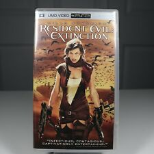 Resident Evil Extinction UMD Movie (PSP) Used Tested 🚛 Fast Free Shipping
