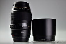 Canon EF 100mm f/2.8 Macro USM Excellent