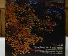 DVORAK SYMPHONY NO. 9 IN E MINOR ALBUM  (BRU)