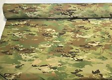 Multicam Ripstop Ny/Co Fabric Uniform Military Camouflage By The Yard 66