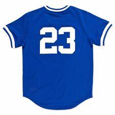 5d382cfcf Mitchell & Ness Chicago Cubs 1984 Ryne Sandberg BP Jersey Royal Size 48 XL
