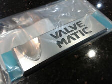 "TOYOTA WISH ZGE20 BACK DOOR EMBLEM ""VALVE MATIC"""