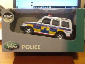 Halsall Toys Police Land Rover, 1:32?, BNIB