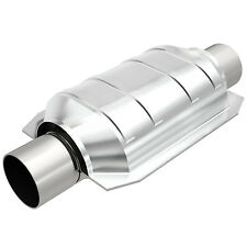 """Magnaflow 447109 High-Flow Catalytic Converter  3"""" In/Out California CARB OBDII"""