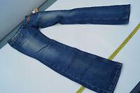 REPLAY WV.494.000 Blue denim Damen Jeans Hose 27/34 W27 L34 stone wash blau NEU
