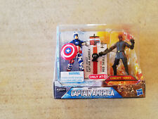 MARVEL - CAPTAIN AMERICA  & RED SKULL 3.75 - CONCEPT SERIES - TARGET EXCLUSIVE