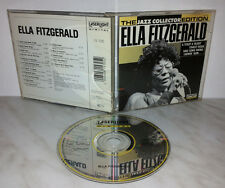 CD ELLA FITZGERALD - JAZZ COLLECTOR EDITION