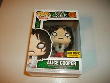 Alice Cooper Exclusive Rock Funko Pop L@K!