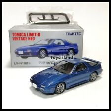 Tomica Limited Vintage NEO LV-N192b MAZDA SAVANNA RX-7 GT-X 89' 1/64 TOMYTEC NEW