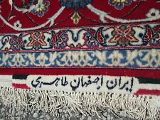 Persian Isfahan Oriental Rug 550 Kpsi + _Wool & Silk_5.1 x 7.8_ My Collection!