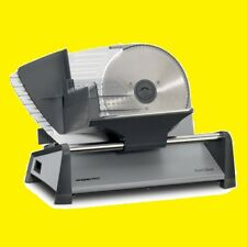 WARING FS155 7.5-INCH FOOD SLICER w/ Heavy Duty Motor Easy Cleanup Roasts/Cheese