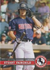 2017 Billings Mustangs Stuart Fairchild RC Rookie Cincinnati Reds