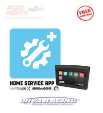 SeaDoo RIVA MapTunerX BRP Home Service App RXP-X RXT-X GTX 4-TEC 300 RS110-HSA