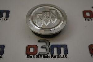 Buick LaCrosse Allure Regal Wheel Center Cap w/ Buick Logo new OEM 9597714