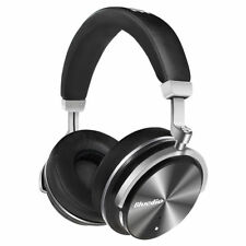 Bluedio T4 Noise Cancelling Bluetooth4.2 Wireless Headphones Earphones Mic/black