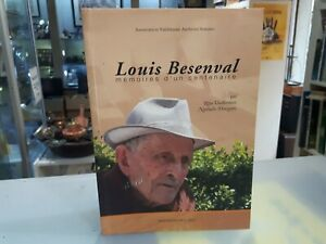 [NC] LOUIS BESENVAL MEMOIRES D'UN CENTERAIRERITA VUILLERMOZ – NATHALIE DORIGATO