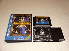 Soleil Mega Drive Spiel komplett mit OVP und Anleitung
