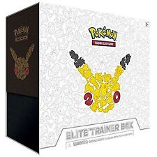 Pokemon TCG Generations Elite Trainer Booster Box Sealed 20th Anniversary