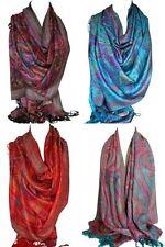 Écharpes et châles ponchos avec des motifs Cachemire pour femme   eBay 2e441f367aa