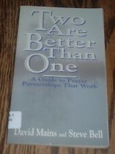 Two Are Better Than One by David Mains & Steve Bell (1991, paperback)
