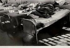 RUTH PINE MORGAN 20th c. American SIGNED PHOTOGRAPH San Francisco Prison 1981