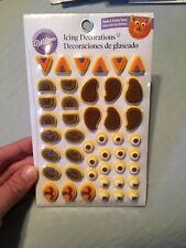 Face,Make an Animal Edible Icing Decorations, Pet,Cupcake Toppers,710-1004